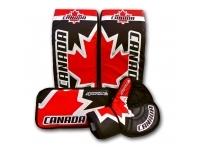 Målvaktset: Canada - Small (51 cm)