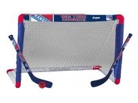 Minihockeyset: Bur, 2 klubbor och boll - New York Rangers