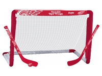 Minihockeyset: Bur, 2 klubbor och boll - Detroit Redwings