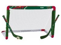 Minihockeyset: Bur, 2 klubbor och boll - Minnesota Wild