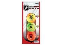 Streethockeybollar - 3 pack