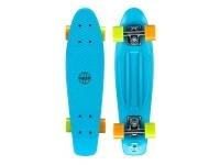 Skateboard: Nijdam - Blå