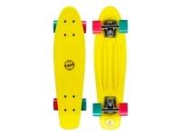 Skateboard: Nijdam - Gul