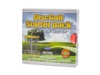 Disc Golf Starter Pack - Retro Line (Advanced)