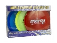 World Champion Disc Golf Set - Opto Line