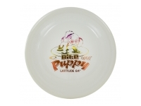 Bite Puppy - Opto Line, White (Dog Disc)