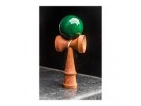 Kendama: Krom Deluxe - Viking Mahogny, Emerald