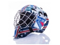 Mask: NHL - New York Rangers