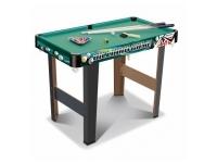 Bordsspel: Biljardspel med ben (88 x 47 x 63,5 cm)
