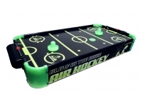 Bordspel: Air Hockey - Glow in the Dark